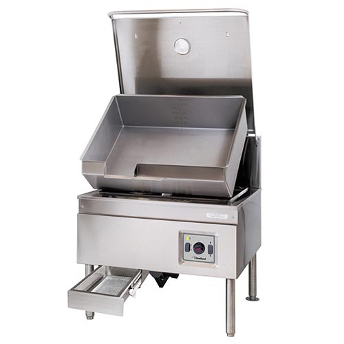 Buy Cleveland Sel 40tr Electric Braising Pan Tilting