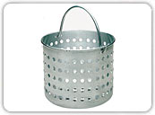 Aluminum Steamer Baskets<br />ABSK-80