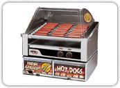 Hot Dog Roller Grills