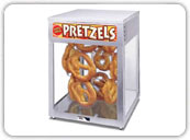 Pizza & Pretzel Merchandisers