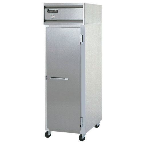 Continental Refrigerator Value Line Standard Solid Door Pass-Thru Freezers - 1 section 1F-PT