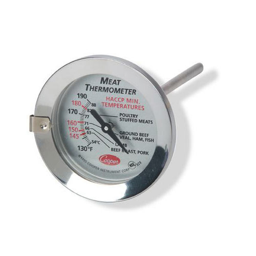 Cooper Atkins Meat Thermometer 323-0-1