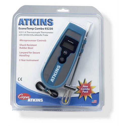 Cooper Atkins EconoTemp Combo Pack Thermocouple 93230-K