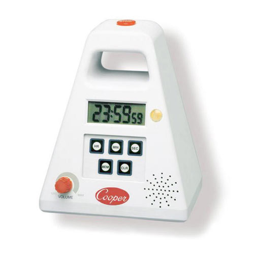 Cooper Atkins Large Single Station Timer FT24-0-3