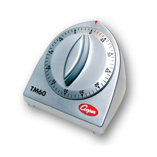Cooper Atkins Long-Ring Mechanical Timer TM60-0-8