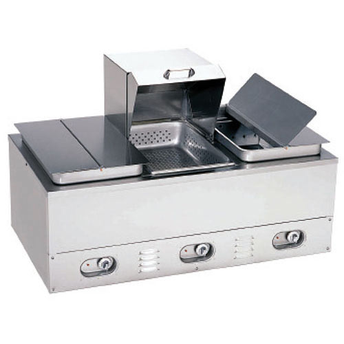 Shop outdoor steamers outdoor cooking equipment at kirby for Outdoor kitchen equipment