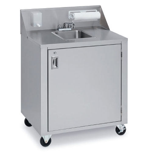 Crown Verity Portable Hand Sink Cart CV-PHS-1