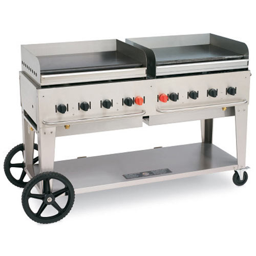 Crown Verity Mobile Outdoor Griddle MG-60LP
