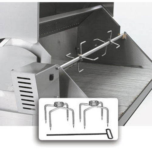 "Crown Verity Rotisserie Assembly 36"" RT-36"