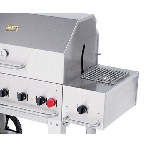 Crown Verity Side Burners for MBC Grills SB-MCB LP