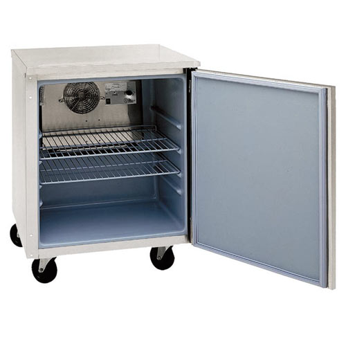 Delfield Self-Contained Compact Undercounter Freezer - 1 Door 407