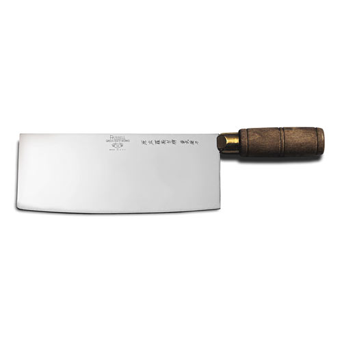 "Dexter Russell Green River Chinese Chef's Knife - 8"" x 3 1/4"" 8915"