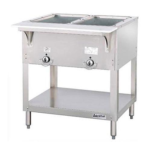 "Duke Aerohot Steamtables- Gas Hot Food Unit 30 3/8"" 302"