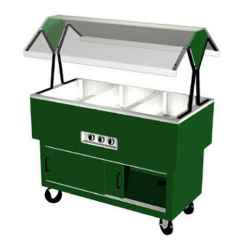 Duke EconoMate Hot Food Portable Buffet, 3 Sections DPAH-3HF