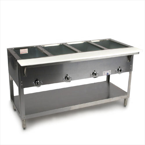 Duke Aerohot Electric Steamtable - 4 Wells E304