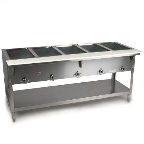 Duke Aerohot Electric Steamtable - 5 Wells E305