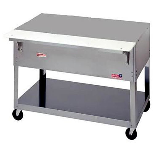 "Duke Aerohot Steamtables- Portable Solid Top Unit 44 3/8"" P309"