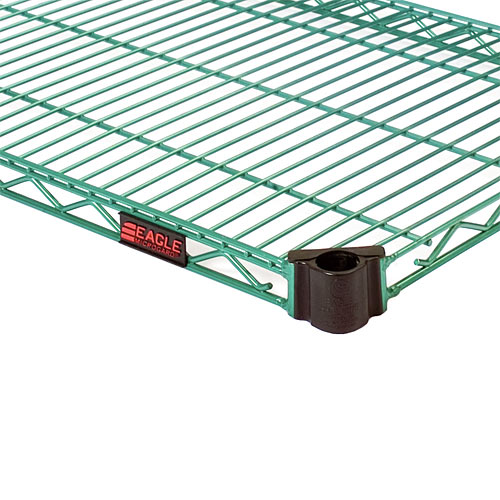 "Eagle Valu-Gard Quad-Adjust Wire Shelving 48"" X 24""  QA2448VG"