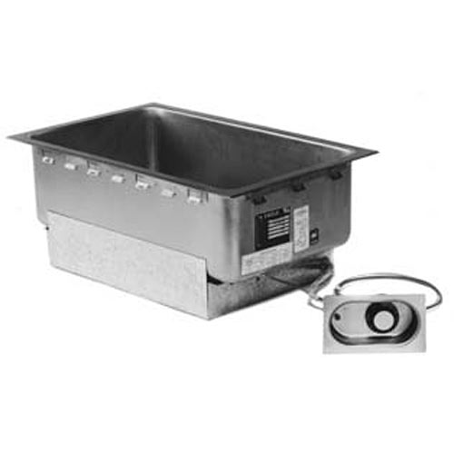 Eagle Drop-In Style Rectangular Food Warmers - Top Mount TM1220FW-120