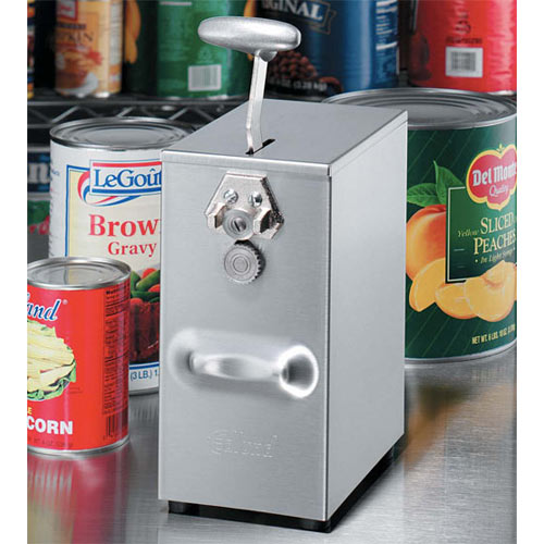 Edlund Electric Can Opener - 2 Speeds 203/230V