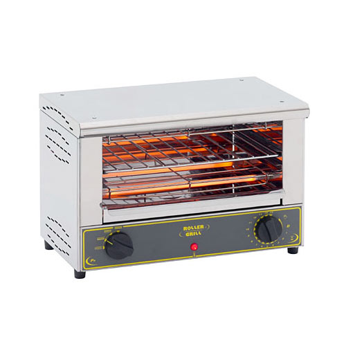 Equipex Sodir Toaster Ovens, 1 Rack Open Faced-Unit BAR-100