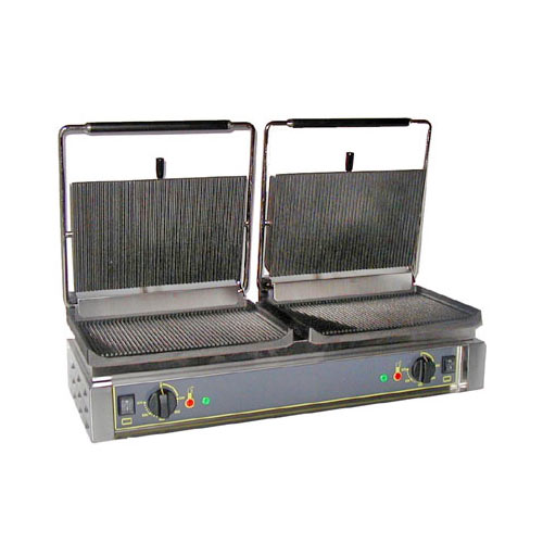 "Equipex Sodir 33"" Electric Panini Grills, Sandwich Press DIABLO"