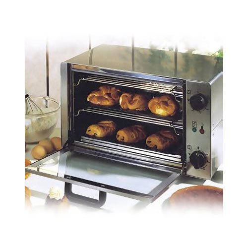 Equipex Sodir Quarter Size Electric Convection Ovens 2 Racks FC-26