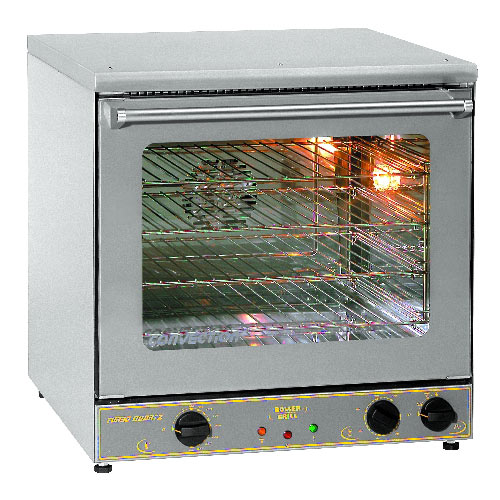 Equipex Sodir Half Size Electric Convection Ovens 4 Racks FC-60