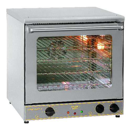 Equipex Sodir Half Size Electric Convection Ovens/Broiler FC-60G