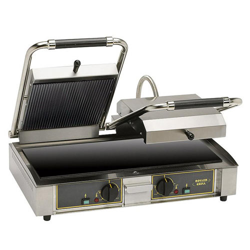 "Equipex Sodir 24"" Electric Panini Grills, Sandwich Press MAJESTIC"