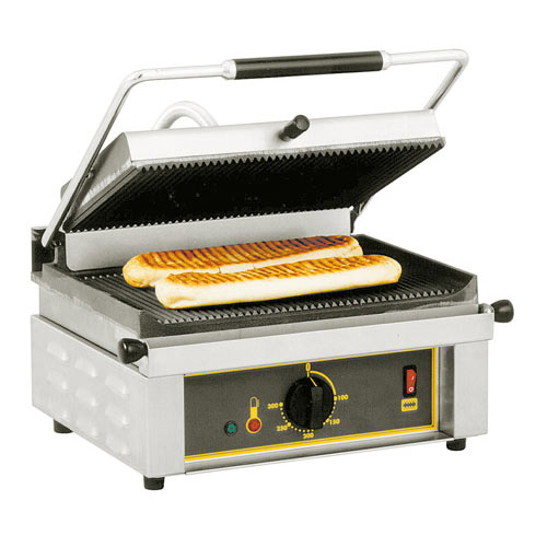 "Equipex Sodir 17"" Electric Panini Grills, Sandwich Press PANINI"