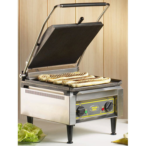 "Equipex Sodir 14"" Electric Panini Grills, Sandwich Press PANINI XL"