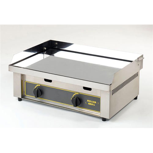 Equipex Sodir Countertop Electric Griddles, Chrome PCC-600