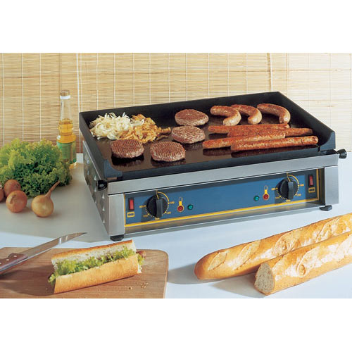 Equipex Sodir Countertop Electric Griddles PSE-600