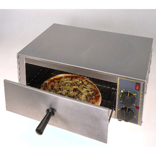 Countertop Pizza Oven Used : ... Equipex PZ-400 Sodir Snack Electric Countertop Pizza Ovens at Kirby