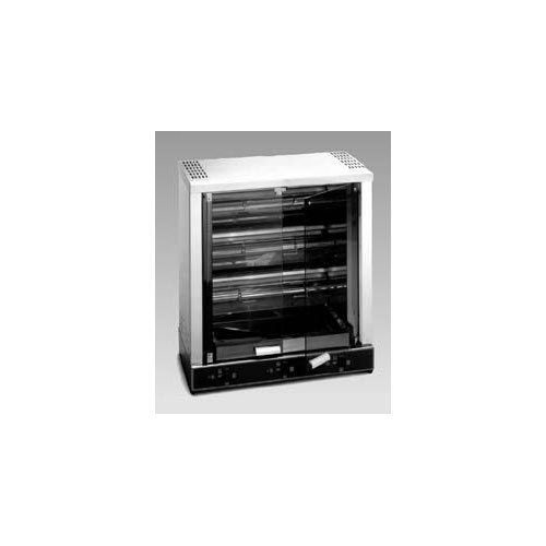 Equipex Sodir Vista Electric Rotisserie Ovens, 3 spit RBE-12