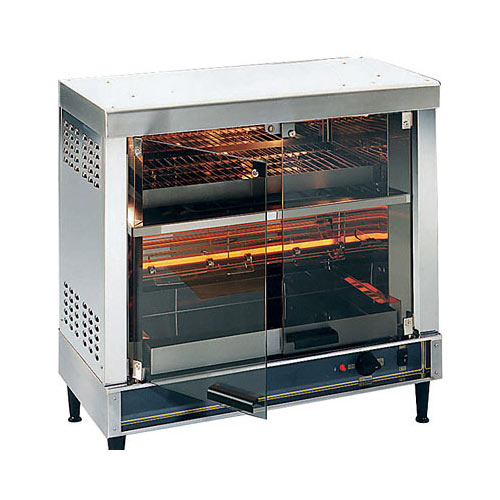 Equipex Sodir Charmer Electric Rotisserie Ovens, 1 spit RBE-4