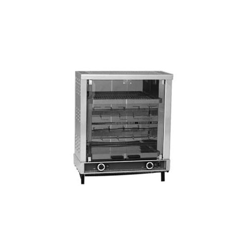 Equipex Sodir Parade Electric Rotisserie Ovens, 2 spit RBE-8