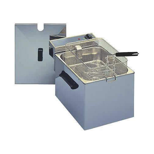 Equipex Sodir Electric Countertop Fryers, Fry Right RF8SP