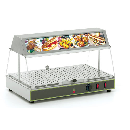 Equipex Sodir Wonder Countertop Warming Display WDL-100