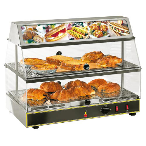 Equipex Sodir Tudor Countertop Warming Display WDL-200
