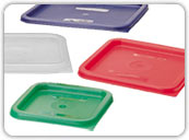 Square Container Lids