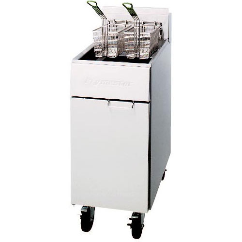 Frymaster Propane gas, open pot fryer GF14-SD propane