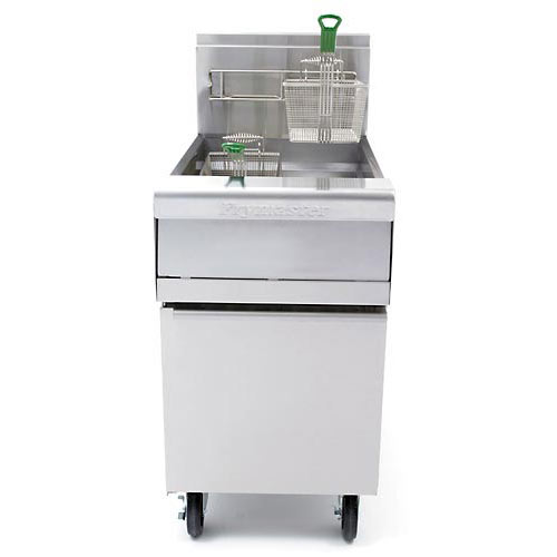 Frymaster Natural gas, open pot fryer MJCF