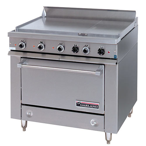 Garland E Series Heavy Duty All Purpose Top Electric Range - Storage Base 36ES32