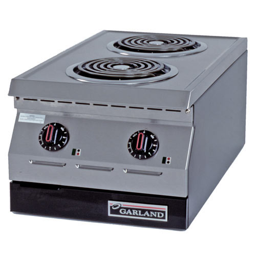 Garland ED Series Designer Electric Hot Plate - 2 Burner ED-15H