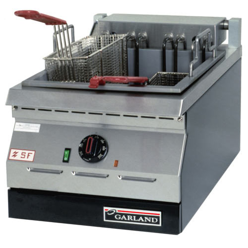Garland ED Series Electric Fryers Designer Counter Equipment ED-15F