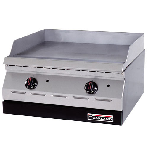 "Garland ED Series Designer Electric Griddle - 24"" ED-24G"