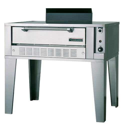 Garland G2071 Series Gas Hearth Deck Bake Oven G2071