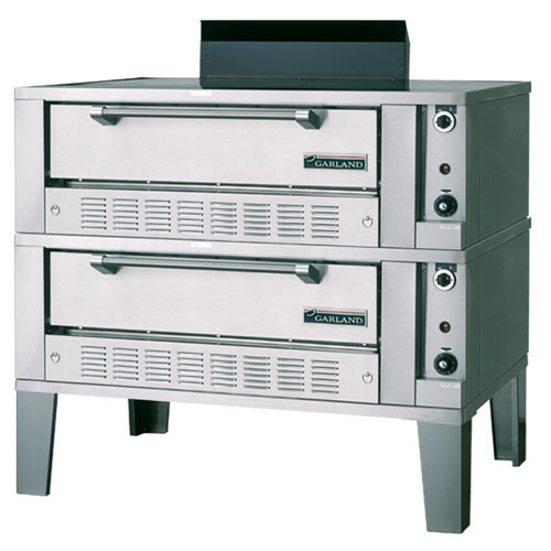 Garland G2072 Series Gas Hearth Deck Bake Oven G2072